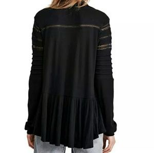 Free People Tops - NWT Free People Set To Stun Lace Top
